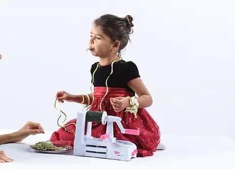 legume spiralate copii