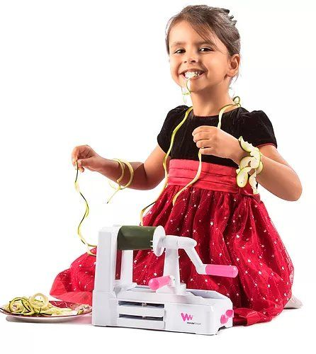 feliator legume si spiralator wonderesque ideal retete pentru copii