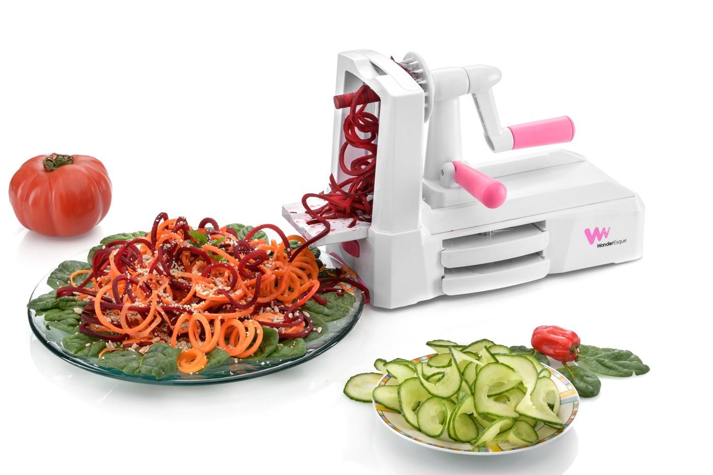 feliator spiralator legume